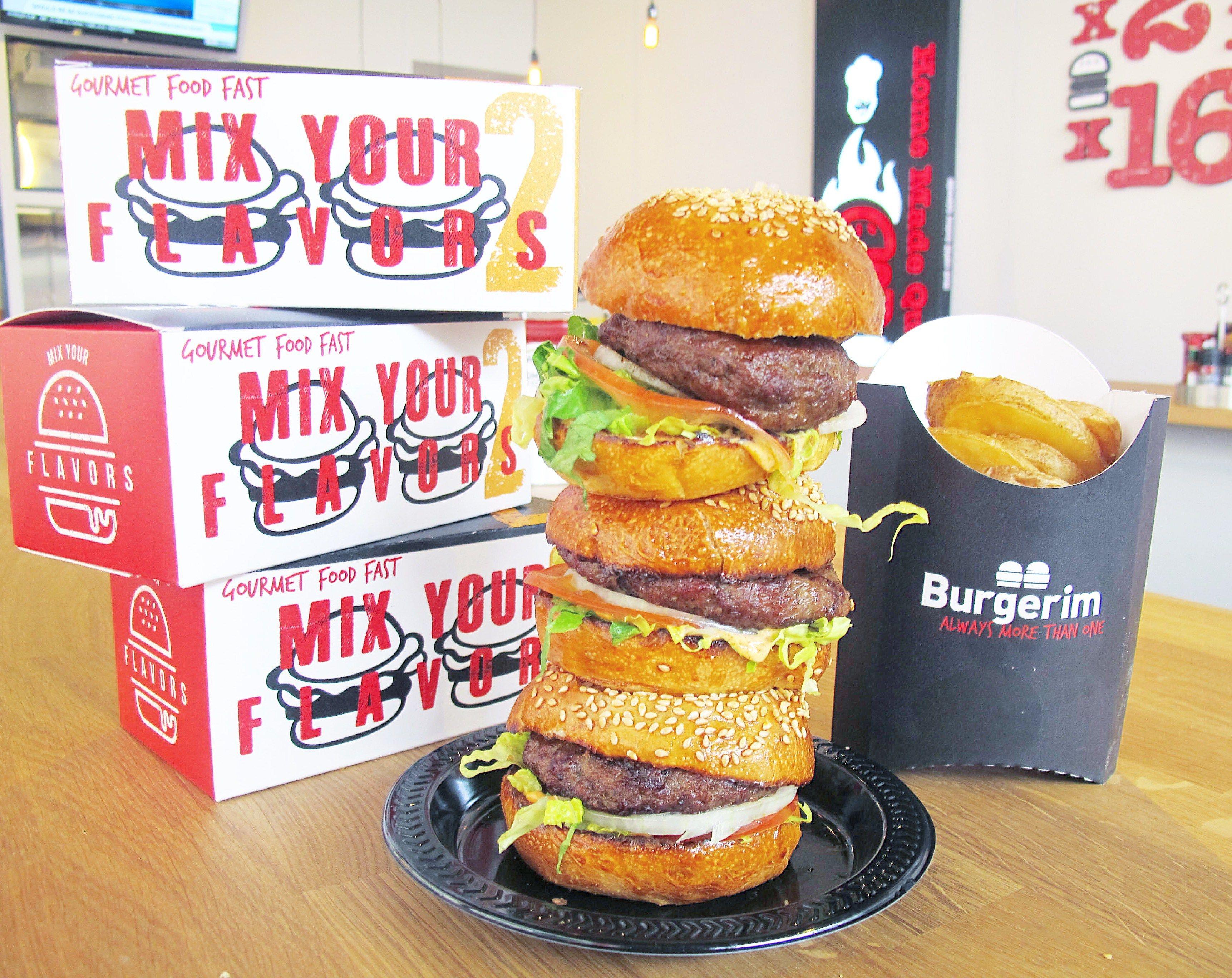 Sneak Peak at Burgerim USA first US Location in Hollywoood