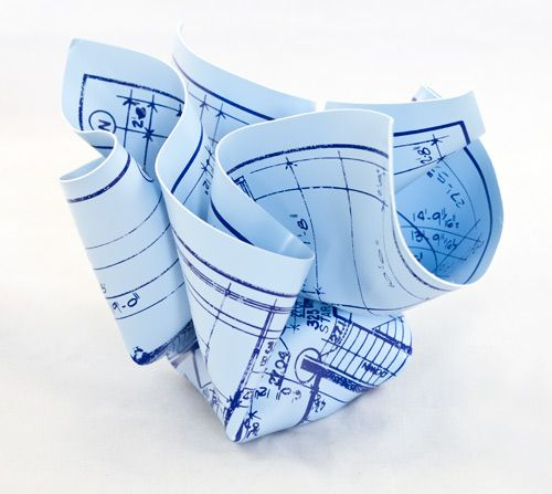 Architect blueprint paperweight office pinterest museum store architect blueprint paperweight malvernweather Gallery