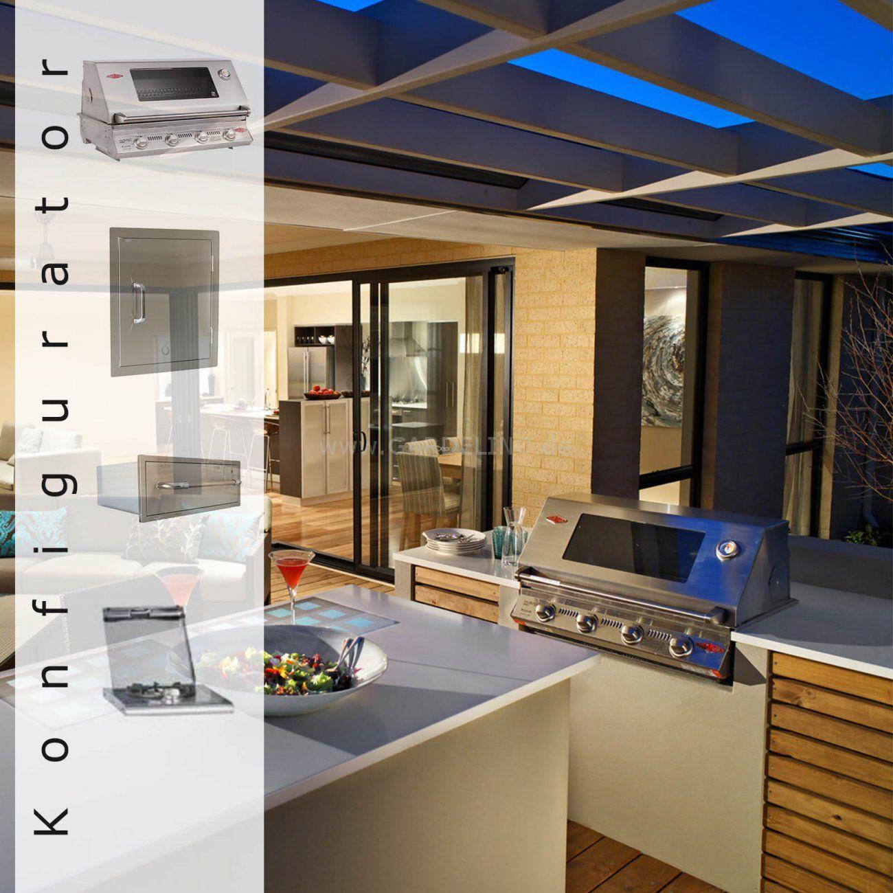 BeefEater Außenküche Konfigurator | Pinterest | Außenküche selber ...