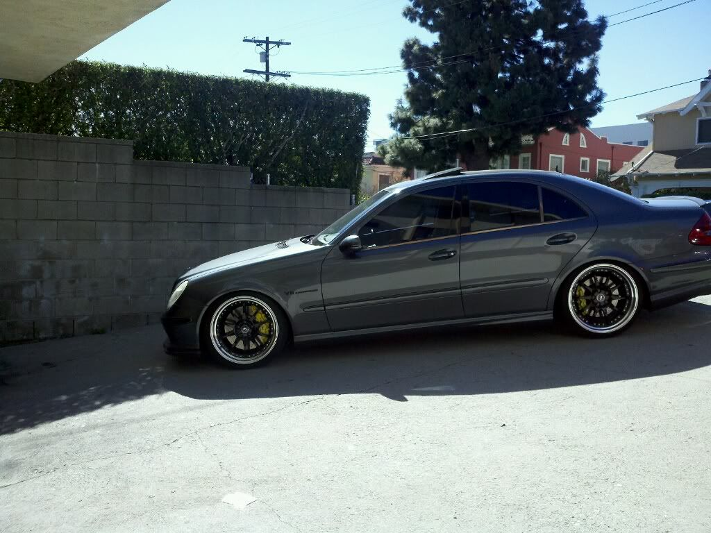 Pin by Schwifty Rick on The Whip | Mercedes e63, Mercedes w211