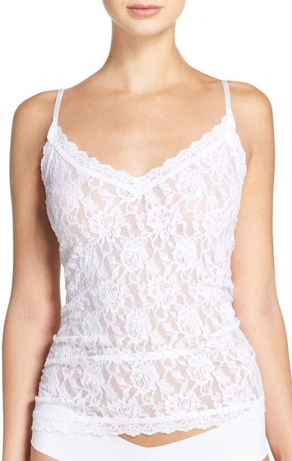 ea7dc757a Hanky Panky Lace Camisole in 2019
