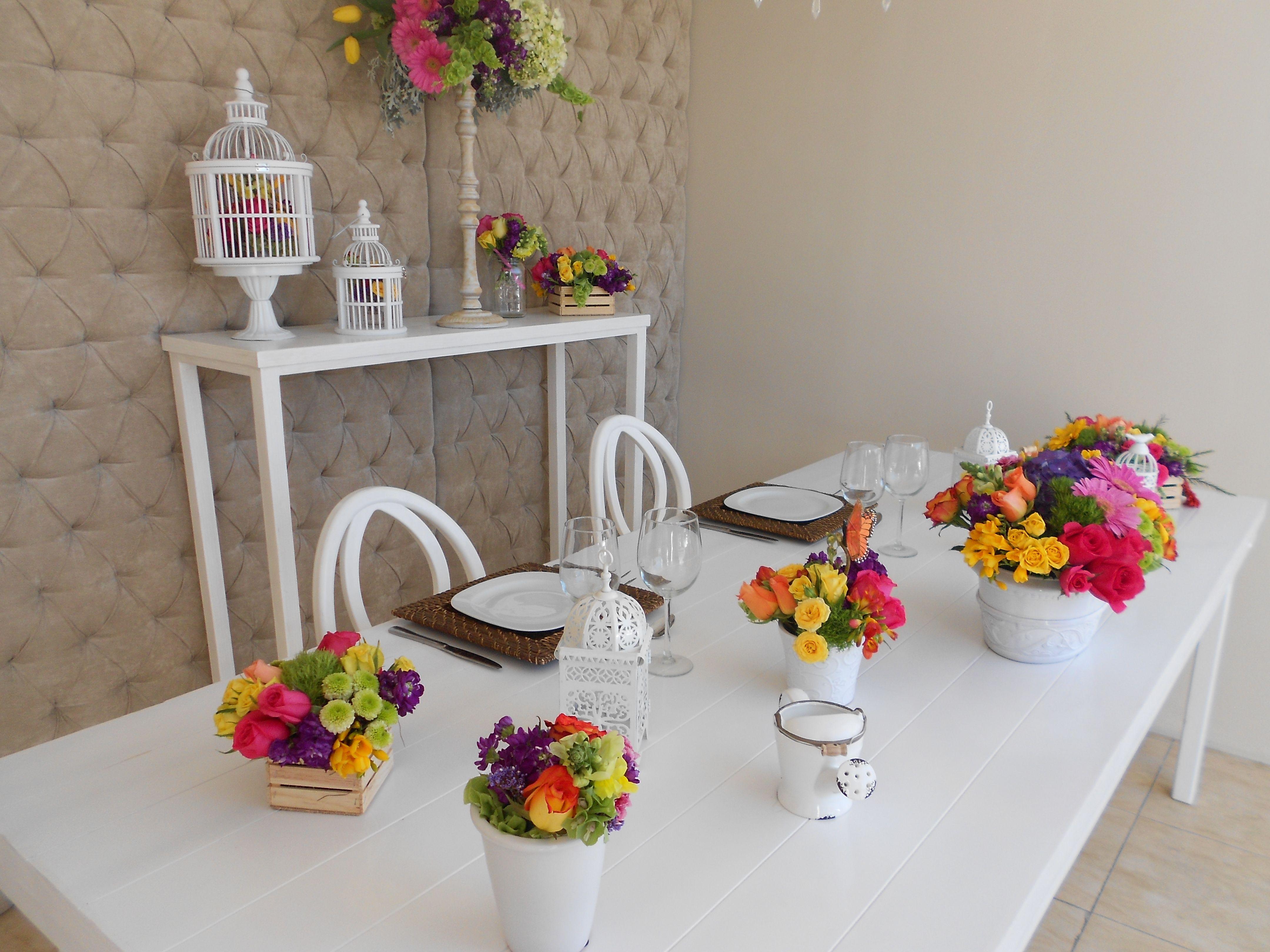 Centro de mesa mexicano para novios centros de mesa para for Centros de mesa para restaurantes