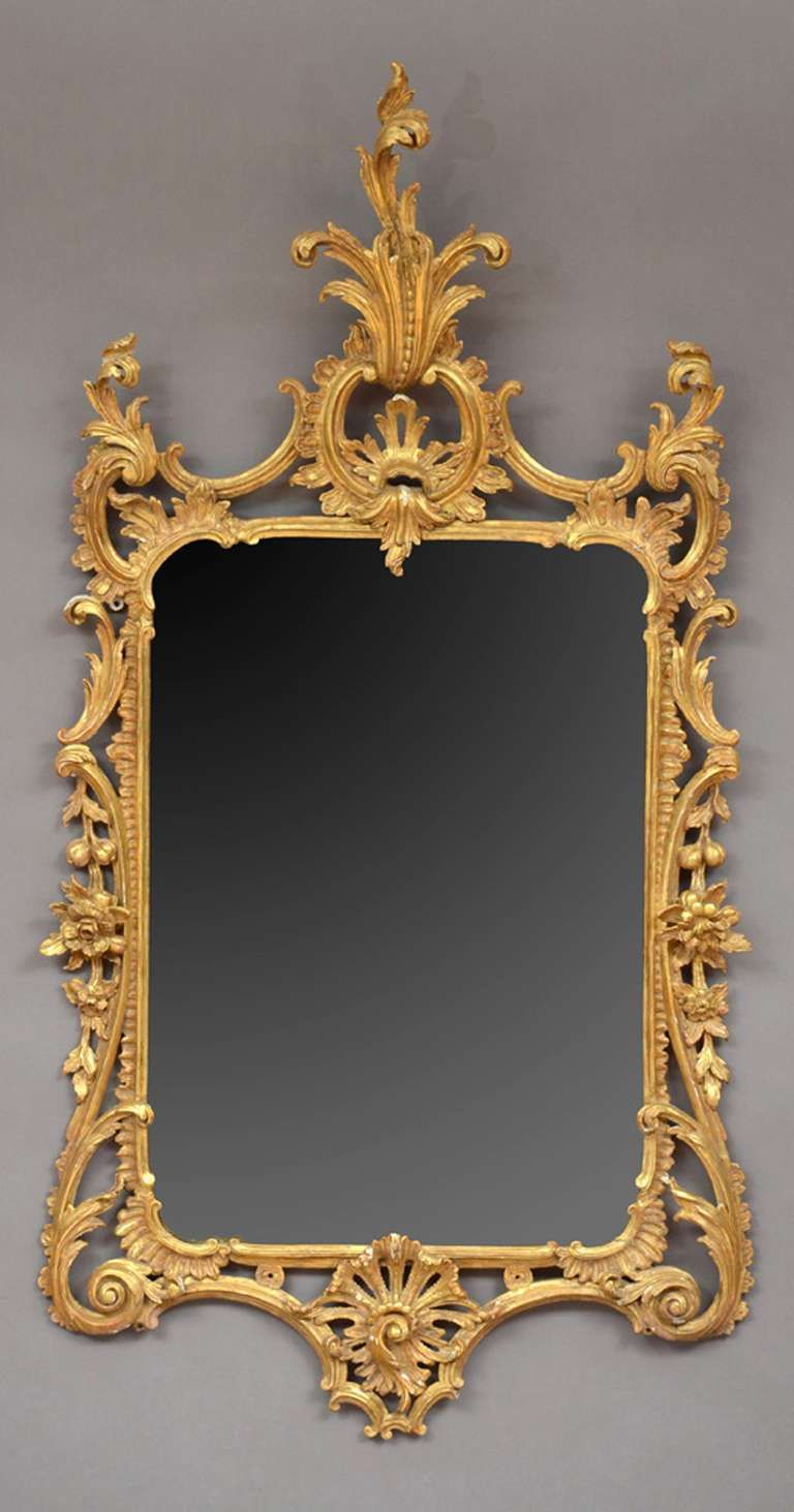 Antique And Vintage Pier Mirrors And Console Mirrors 1 390 For Sale At 1stdibs Gilded Mirror Antique Mirror Frame Mirror Console