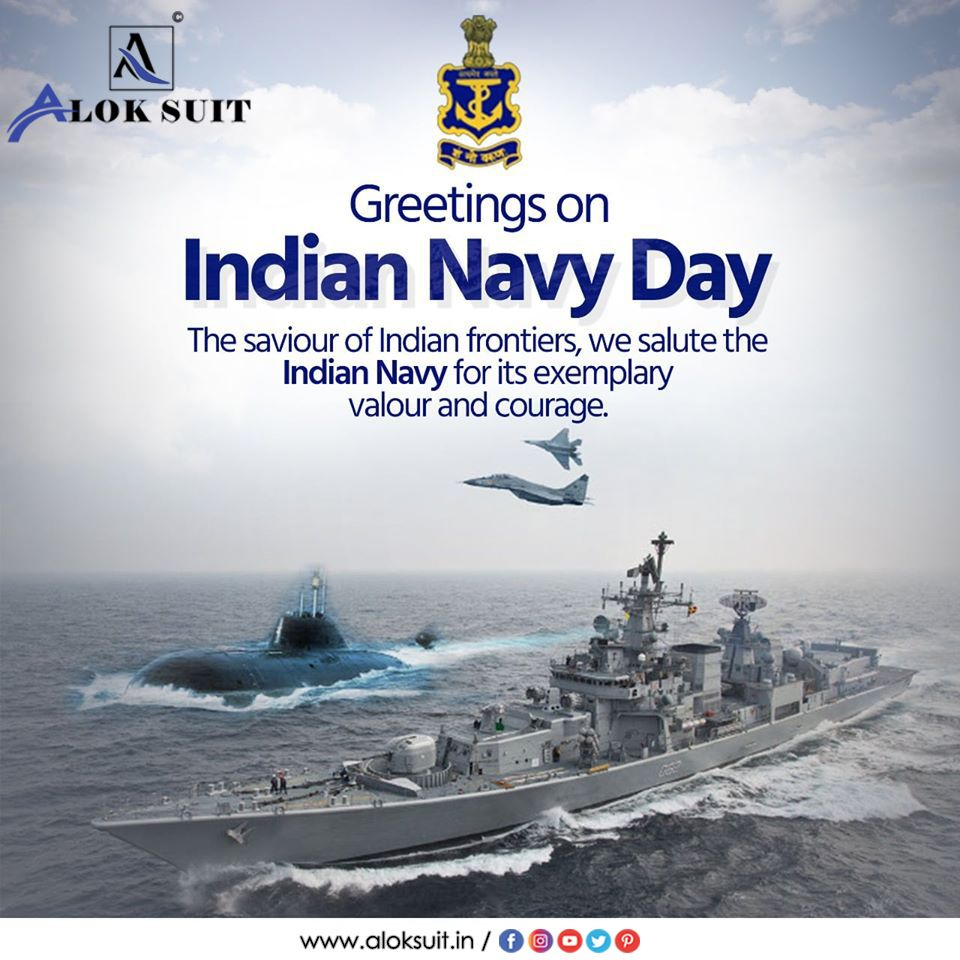 Greetings On Indian Navy Day To All Navy Day Indian Navy Day Indian Navy