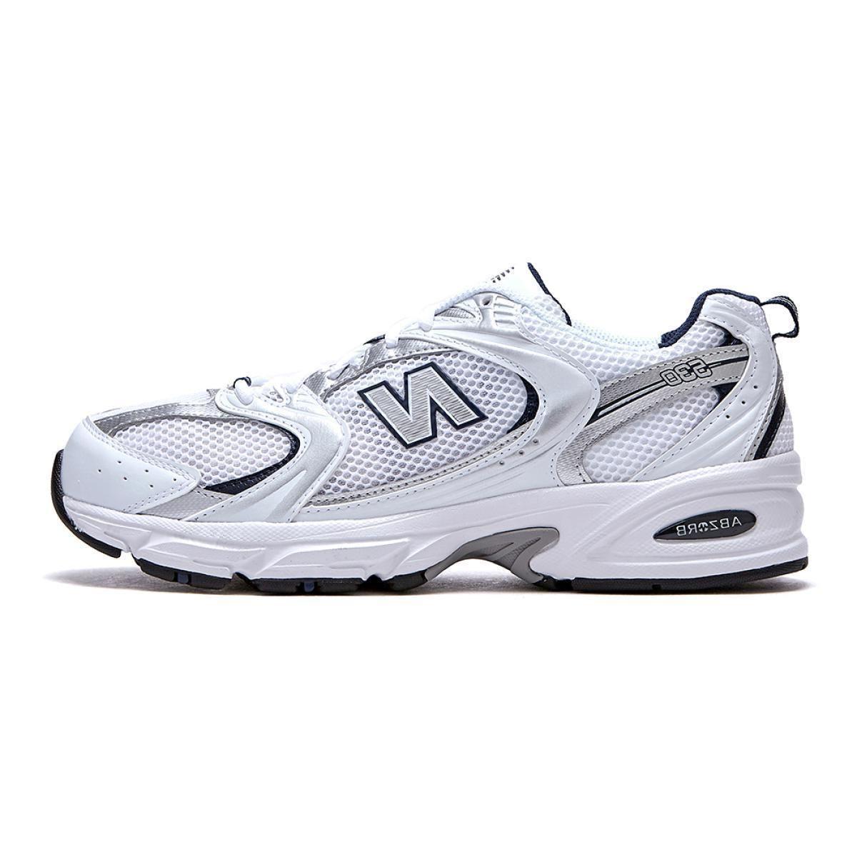 Por el contrario Lago taupo Fiesta  New Balance] 530 - White(MR530SG) in 2020 | Retro running shoes, Hype  shoes, Shoes