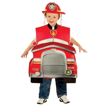 paw patrol nick jr marshall child toddler costume walmartcom