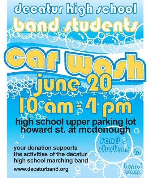 Pin By Whitney Riley On Fundraising Sale Flyer Car Wash Fundraising