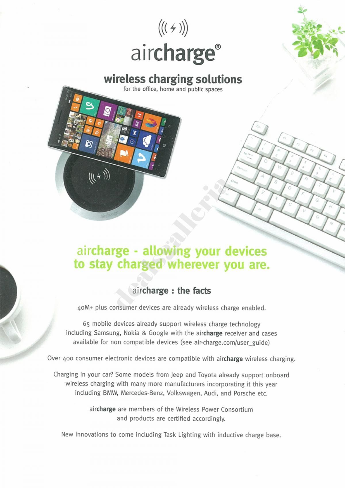 WirelessCharger #FastCharge #WirelessAccessories #Aircharge has ...