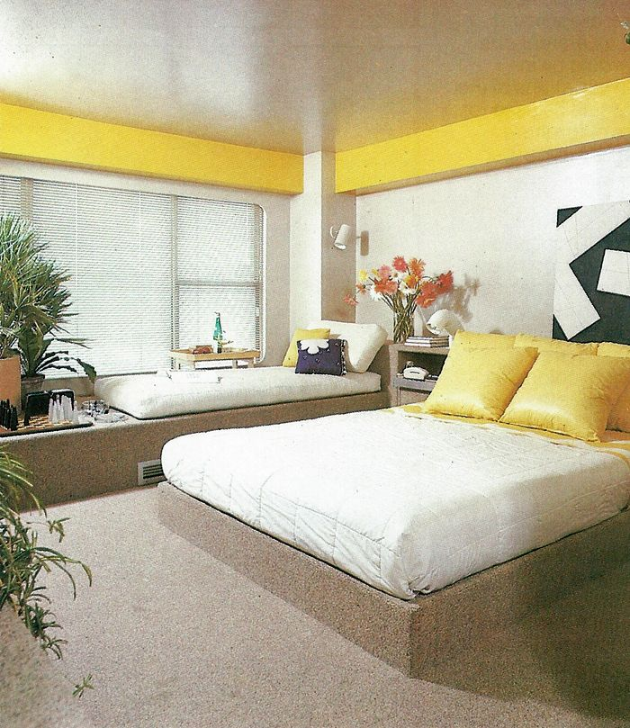 Interior Design and Architecture - The Decorating Book 1981