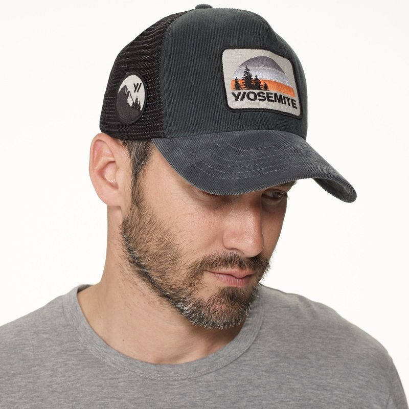 Yosemite Trucker Hat from James Perse  54c2d96a7f04