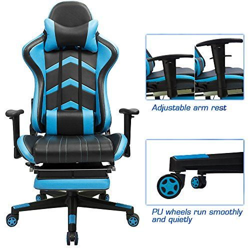 furmax gaming chair high back racing chair ergonomic swivel