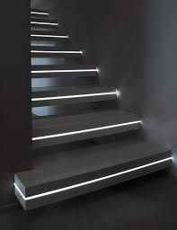 Led Step Lighting Best Stair Lights #led Stair Lights #led Step Lights #stairwell Lighting Inspiration Design