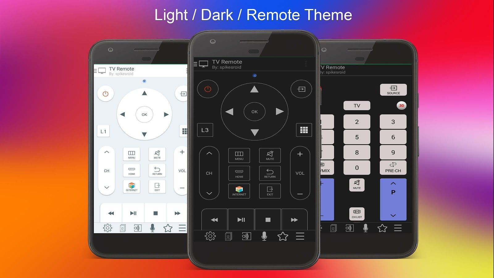 Nine Android Tv Remote Apps Uncovered As Adware Remote App Android