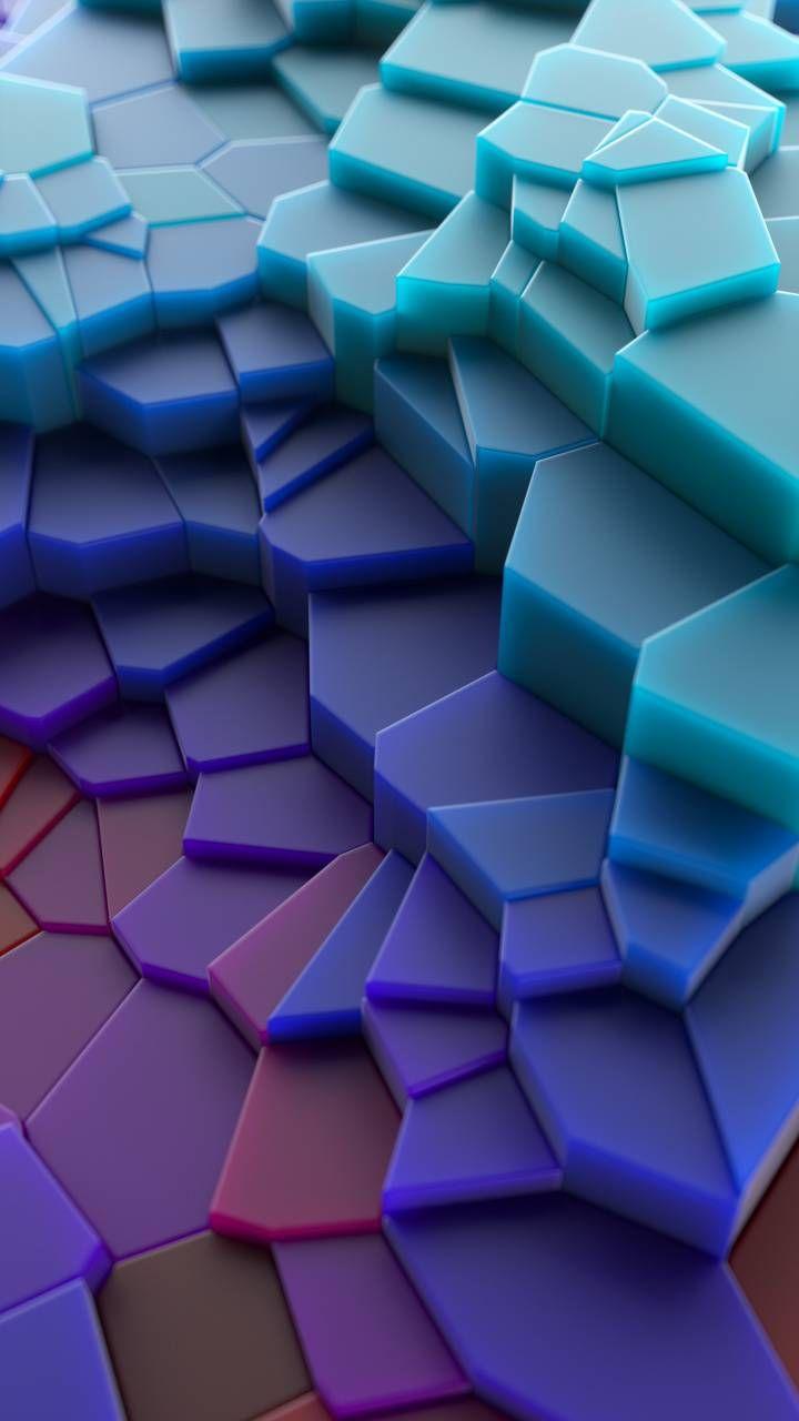 Voronoi Colors wallpaper by trahko - e1 - Free on ZEDGE™