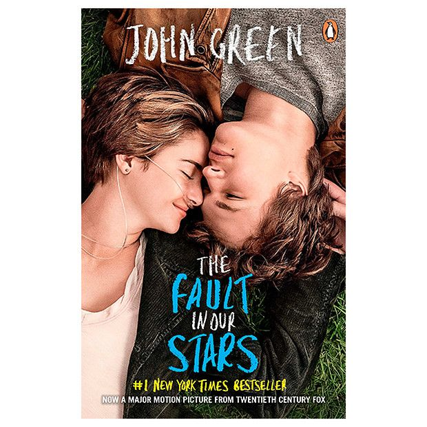 The Fault in our Stars door John Green.