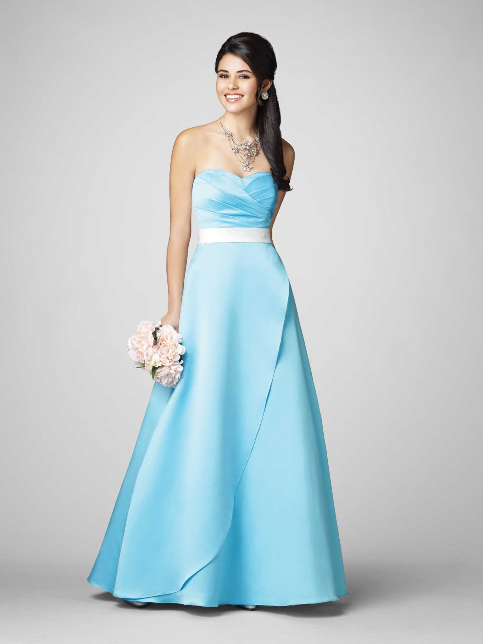 Fantastic Alfred Angelo Maternity Bridesmaid Dress Pictures ...