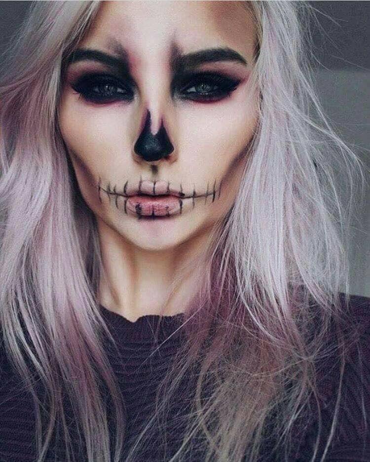 Pin de Kristen Griffin en Face paint Maquillaje de