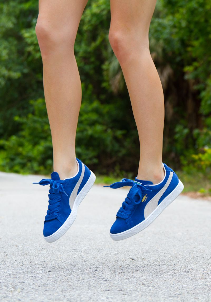 buy popular 27c10 8f706 Royal Blue PUMA | Sneakers inc in 2019 | Puma sneakers, Puma ...