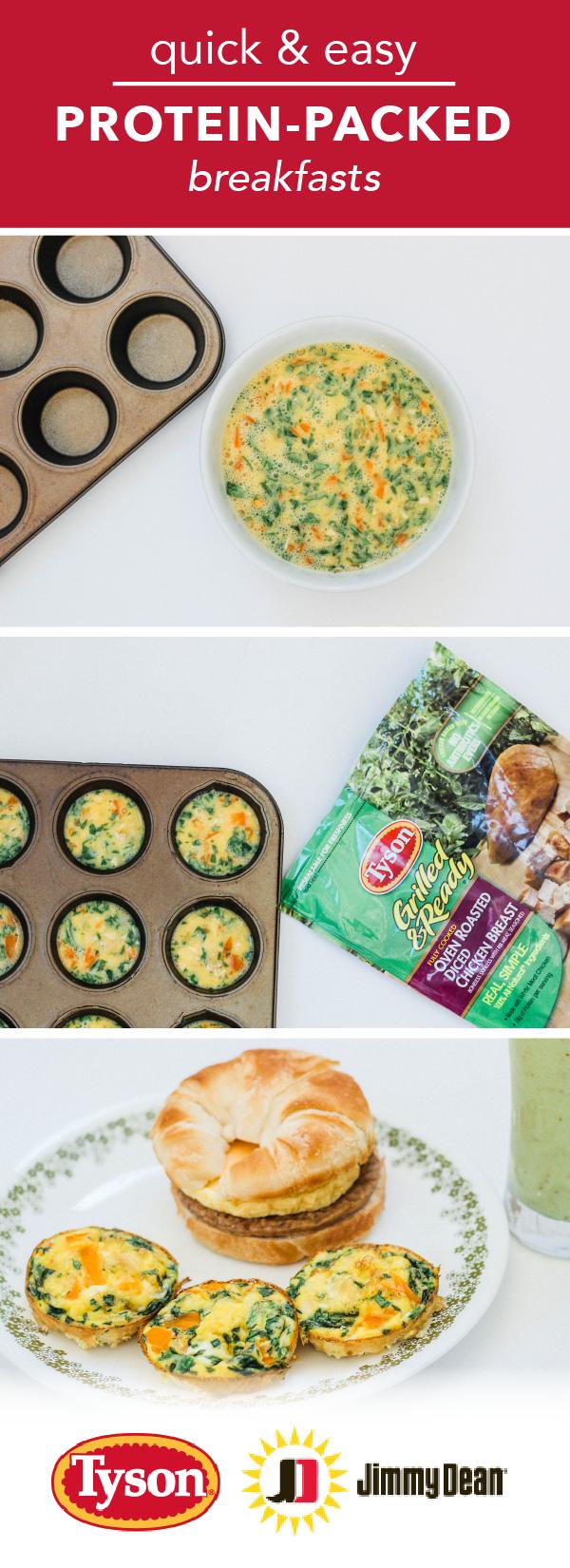ProteinPacked Egg Bites Recipe Food