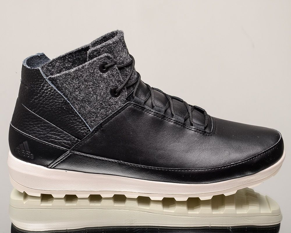 the best attitude dc3cb 9d5b2 Adidas Climawarm Zappan II Winter MID CW MEN Lifestyle Shoes NEW Black    eBay