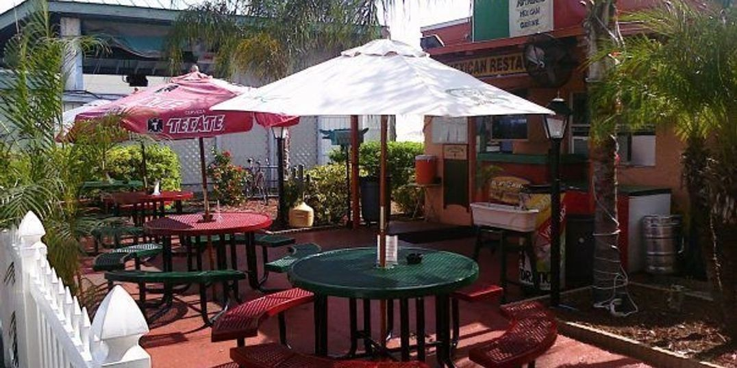 VIP Lounge and Mexican Restaurant 10625 Gulf Blvd
