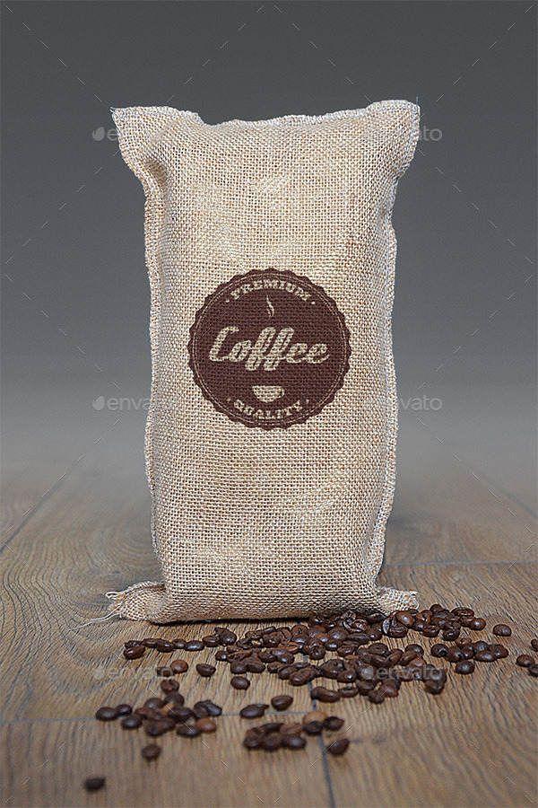 Download Jute Coffee Bag Logo Mockup Psd Photorealistic Jute Coffee Bag Logo Mockup Set Perfect To Present Your Logo Design 3 Bags Logo Coffee Branding Logo Mockup