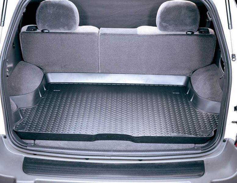 Husky Liners Molded Rear Cargo Liner For 84 01 Jeep Cherokee Xj 2 Door 4 Door Pt Cruiser Accessories Chrysler Pt Cruiser Jeep Cherokee Accessories