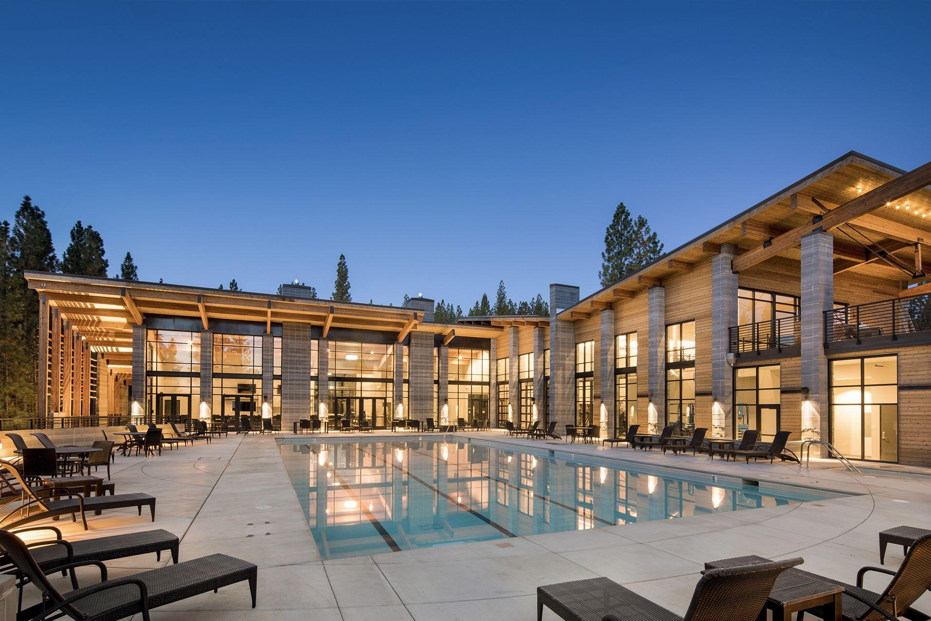 Nakoma Resort North Lake Tahoe Luxury Resort in Plumas