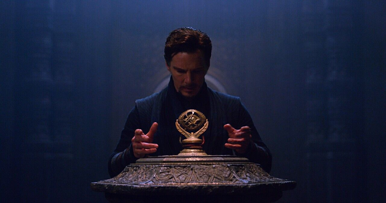 9b1b6a2423e Doctor Strange and The Eye of Agamotto