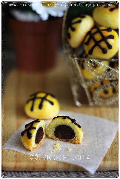 Just My Ordinary Kitchen Nastar Isi Cokelat Makanan Penutup Mini Resep Biskuit Makanan Ringan Gurih