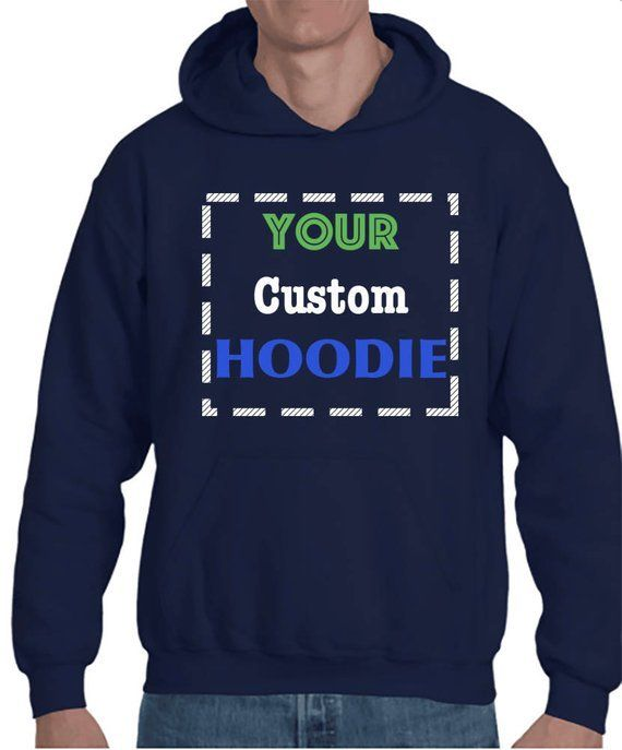 604a2ac31 Custom UNISEX hoodies   Custom hoodie printing   Logo-text-graphic printing    Custom apparel   Apparel... shop by PLACE4PRINT5 out of 5 stars