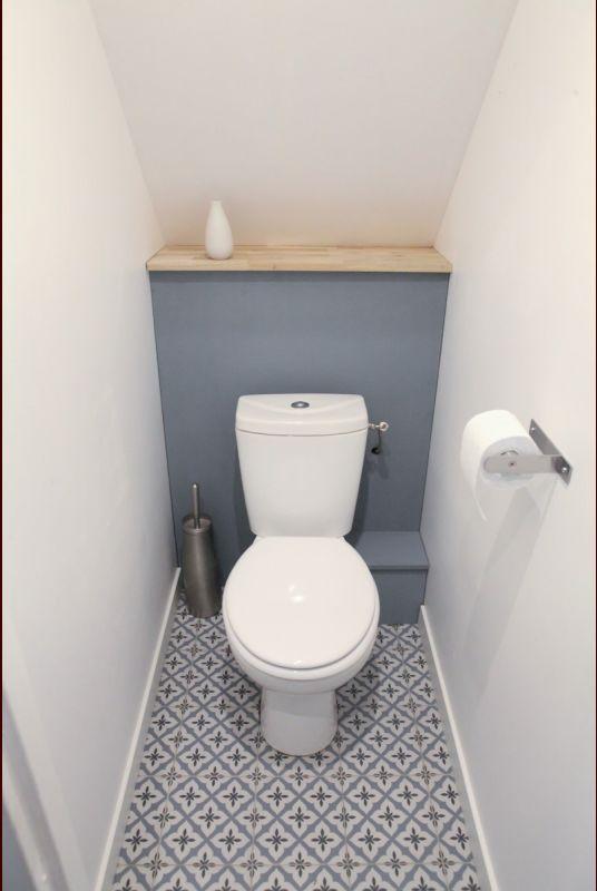 Décoration][WC][Yvelines (78)] Fini ! | Idée toilettes, Déco ...