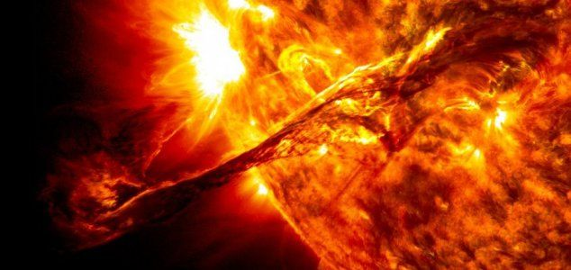 New report calls for solar storm safeguards...