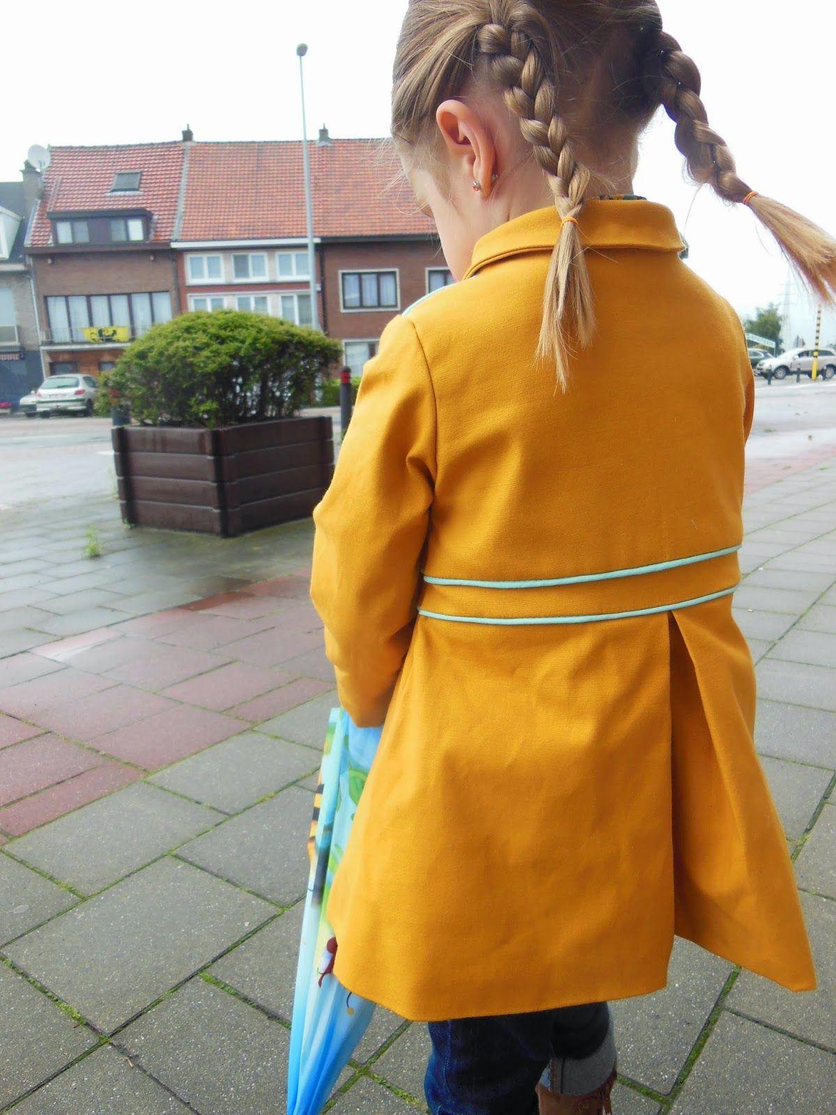 Patroon voor jasje