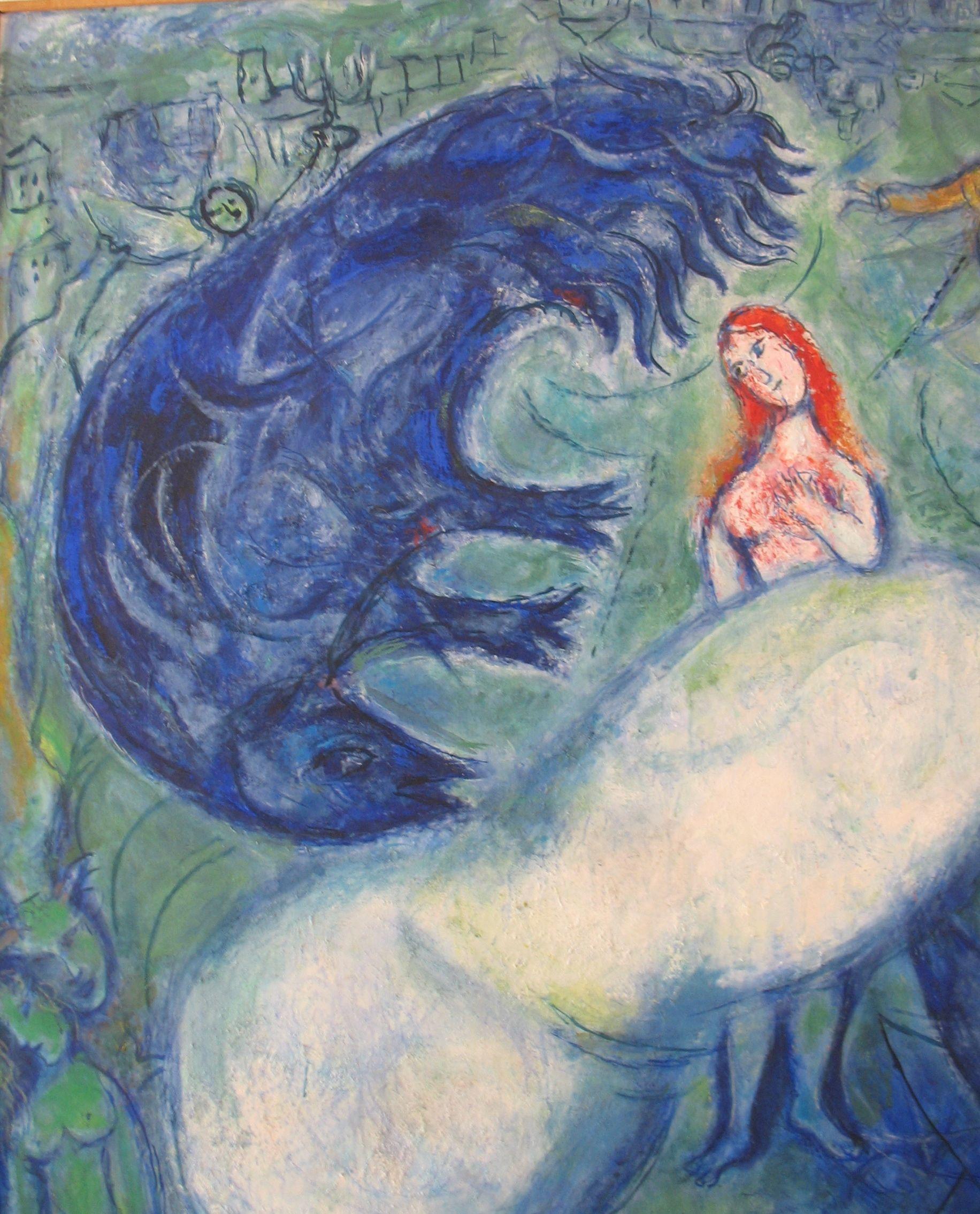 Chagall- Nice, France