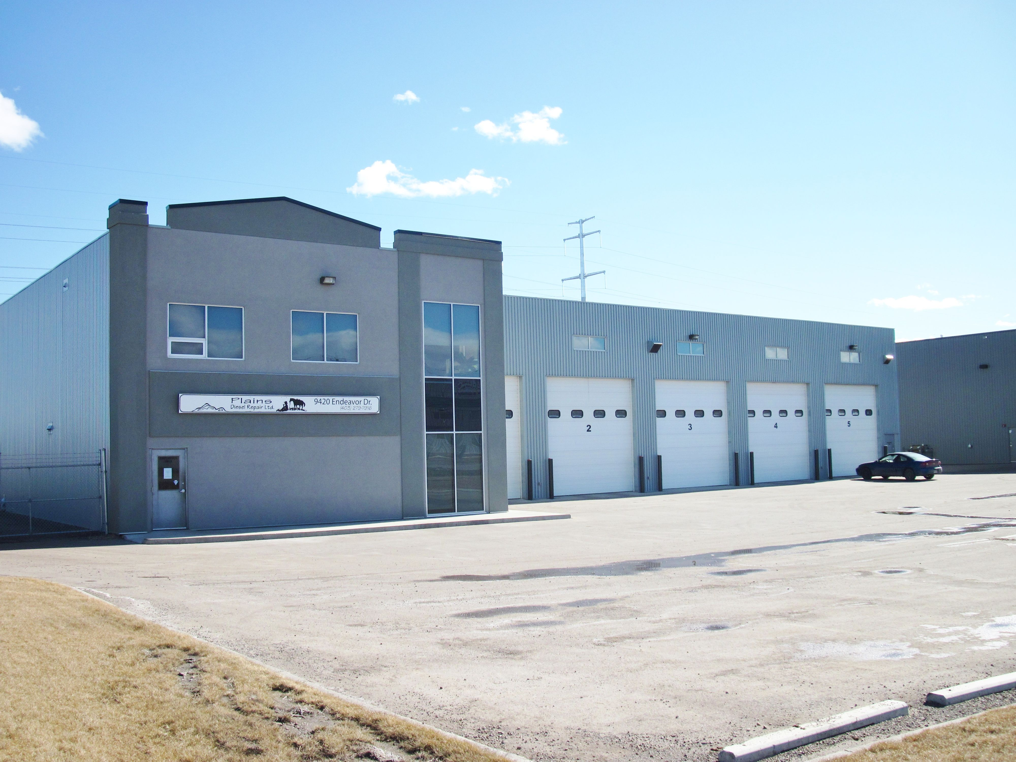 FOR SALE in Calgary! Industrial real estate, Fenced in