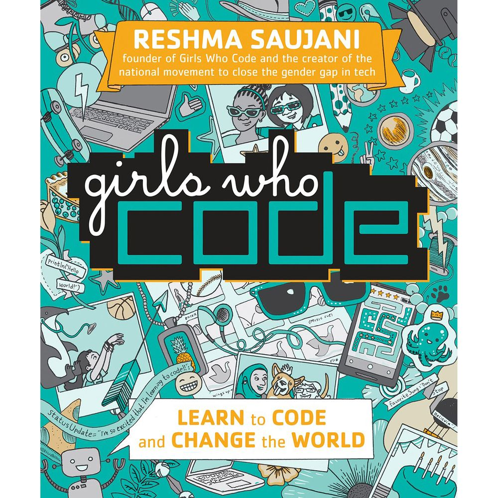 Girls who Code book | holiday gift ideas for kids