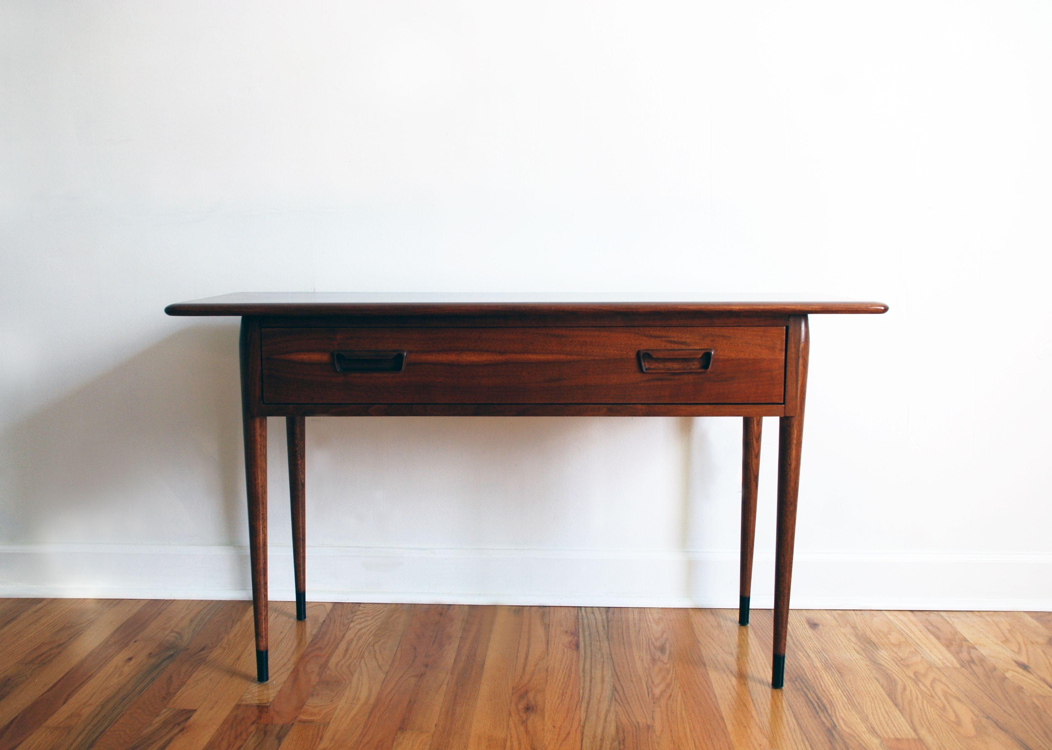 Vintage Lane Sofa Table Grand Tour Leather Acclaim Baci Living Room