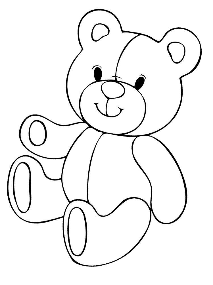 Juguetes – dibujos infantiles para colorear | Maternal | Pinterest ...