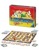 Labyrinth. Another game to play with the boys.
