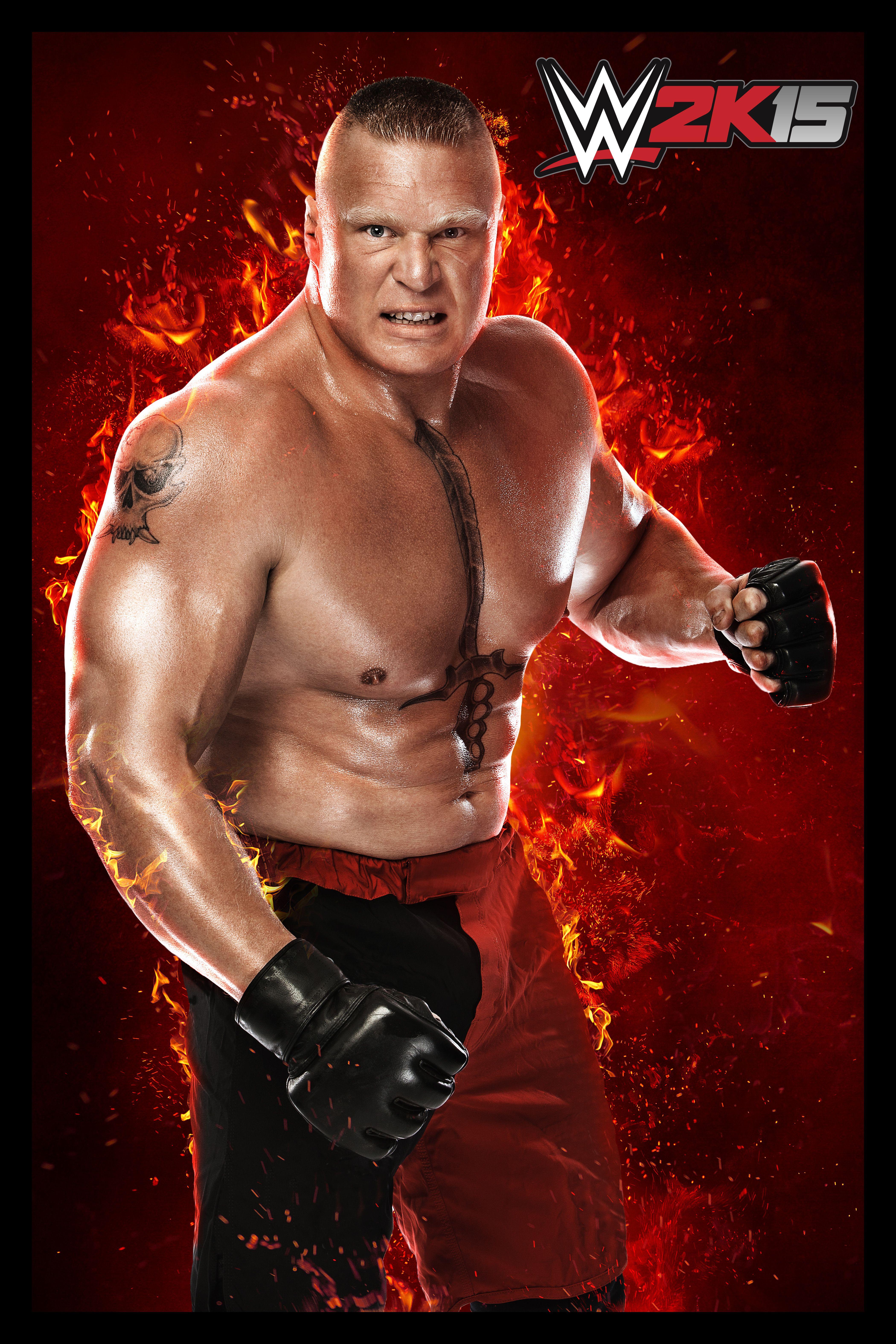 Brock Lesnar 2k15 Wwe Wallpapers Brock Lesnar Wwe