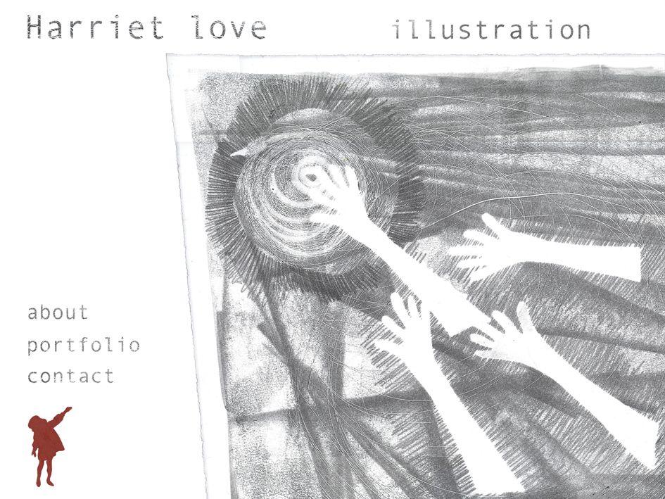 Harriet love - home