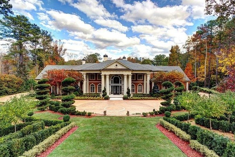 Migos 2 Chainz Videos Shot At This Buckhead Home Going For 4 75m