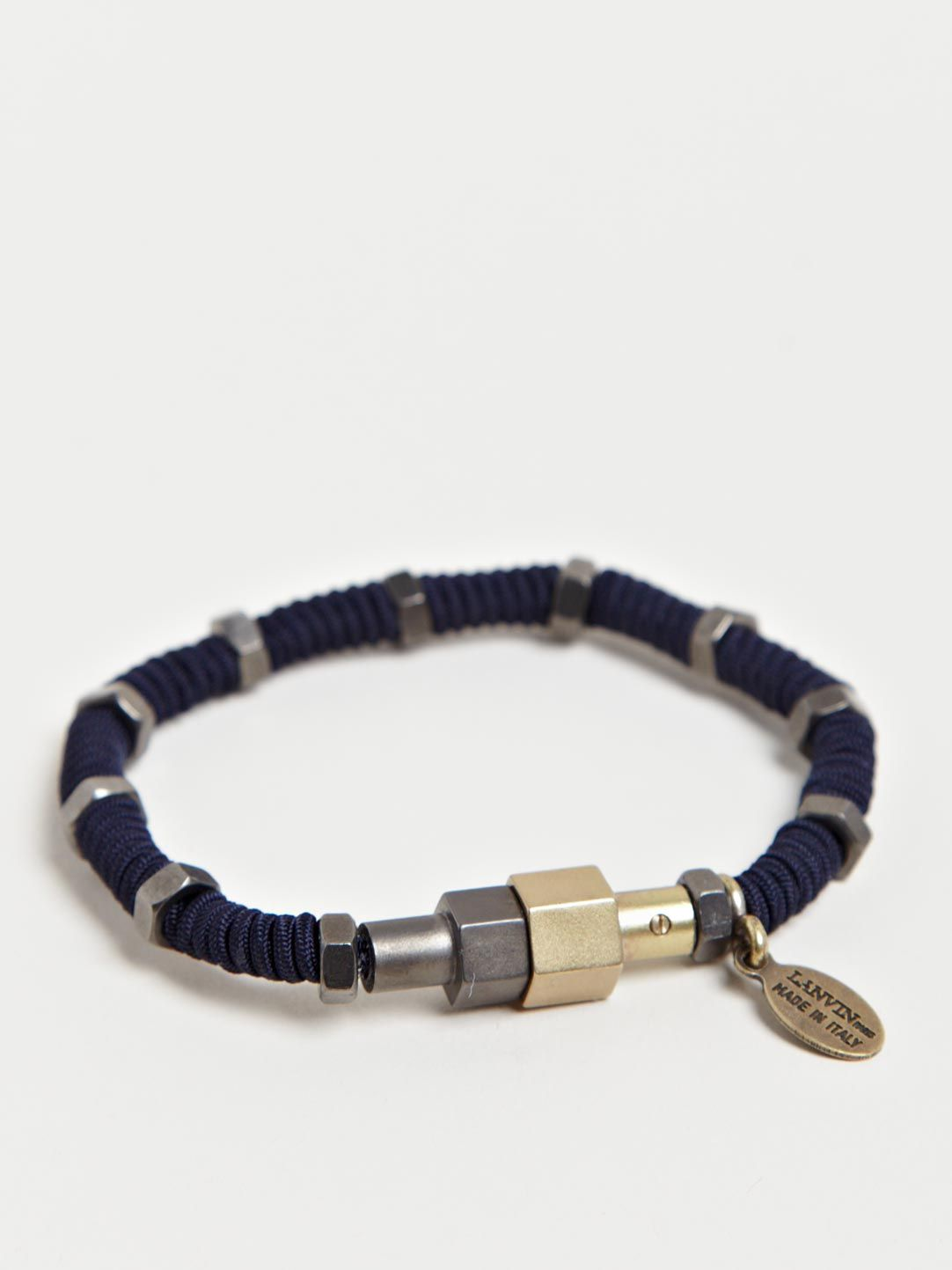 Lanvin Mens Bolt Bracelet Cool Bracelets Men Jewelry Jewelery