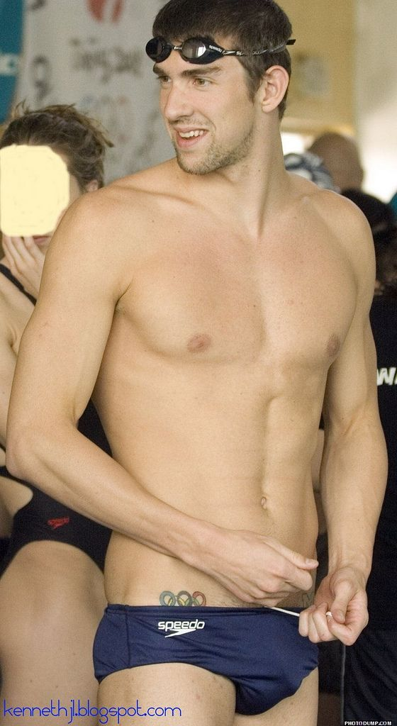 [ HOT ] Michael Phelps Nude Pics - Look At That Perfect