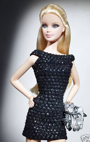 designer barbie dolls | Designer Isaac Mizrahi One-of-a-kind Barbie Doll | Flickr - Photo ...