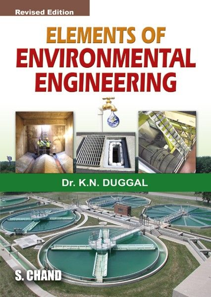 Elements Of Environmental Engineering Environmental Engineering