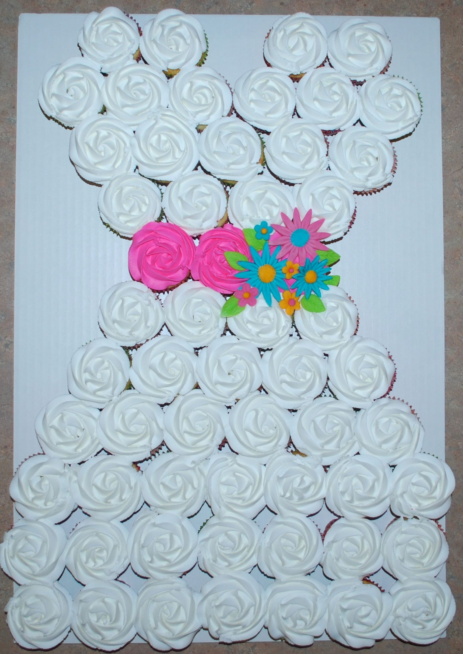 Bridal Shower Cupcakes ~ NutMeg Confections | Cakes I Have Made ...