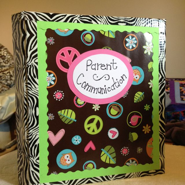 diy decorated binder decorative duct tape wrapping