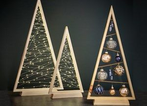 Home At Home Home Hardware Christmas Tree Decorations Diy Rustic Christmas Tree Wooden Christmas Trees